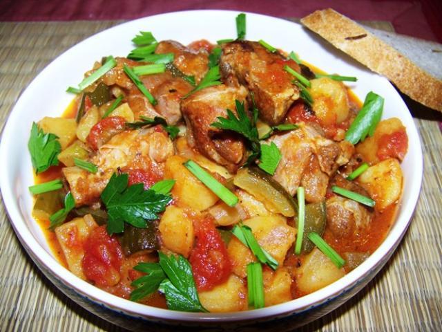 Азу по татарский рецепты