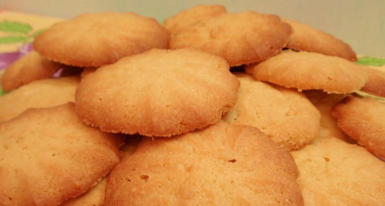 Печенье курабье пошагово фото